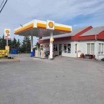 Station service Shell et dépanneur