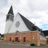 Église Catholique Romaine - Notre-Dame-de-la-Compassion